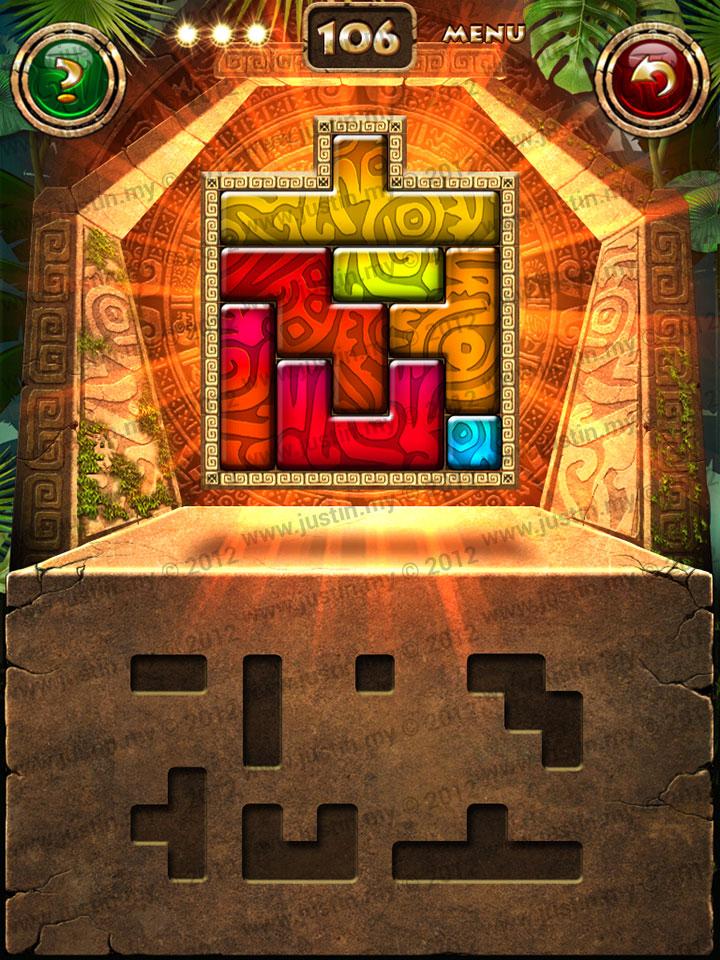 Montezuma Puzzle Level 206