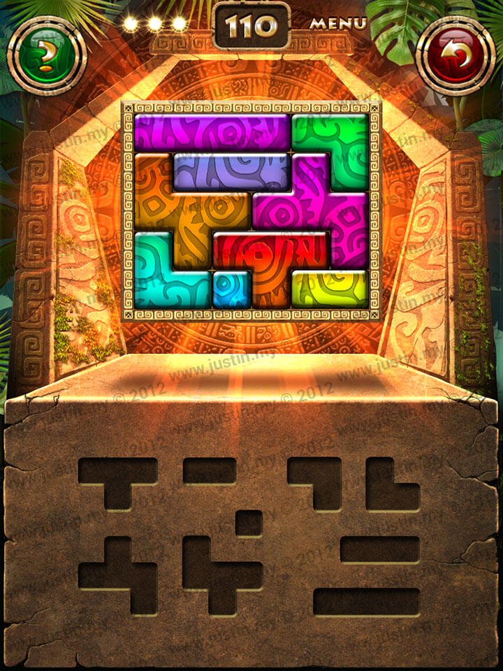 Montezuma Puzzle Level 210