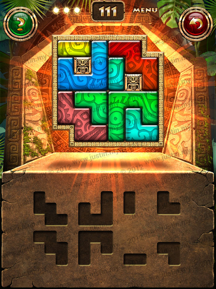 Montezuma Puzzle Level 211