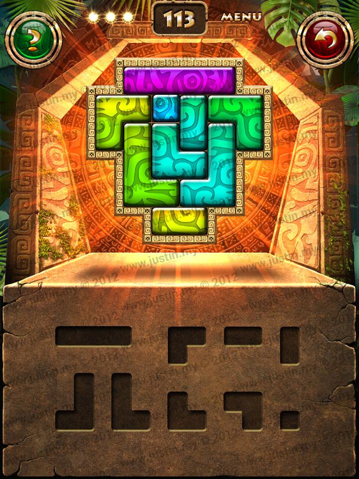 Montezuma Puzzle Level 213