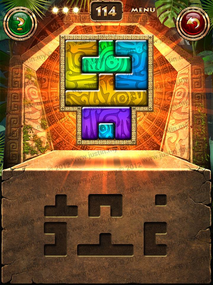 Montezuma Puzzle Level 214