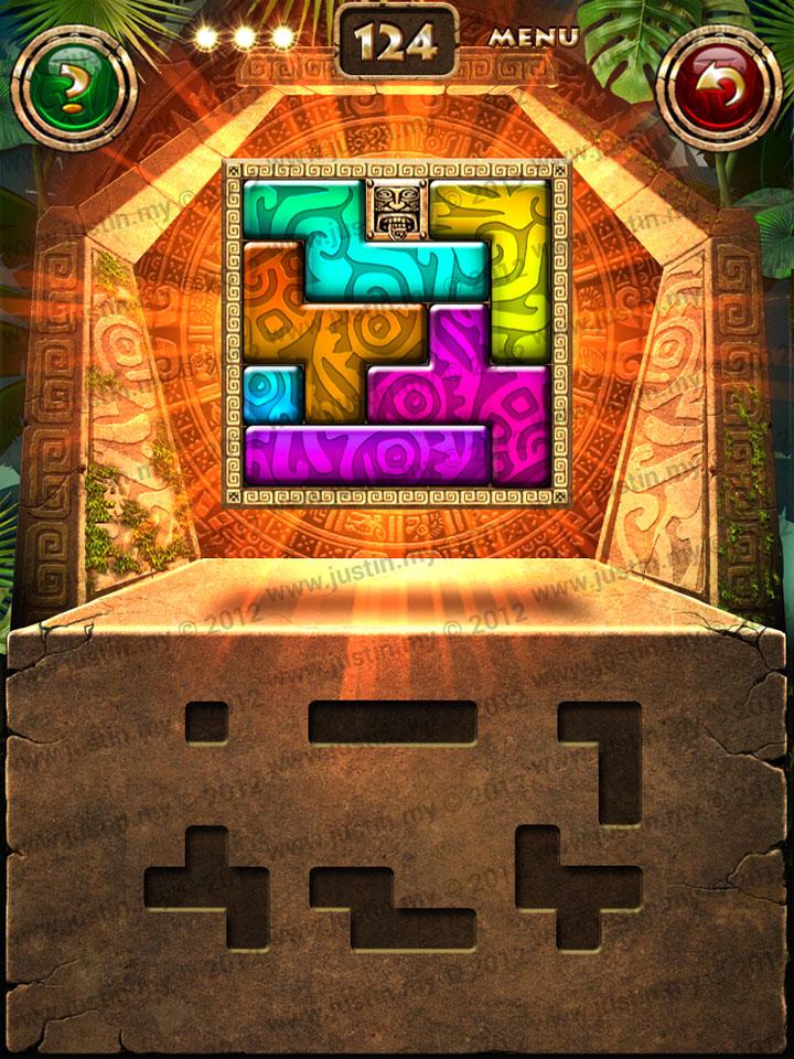 Montezuma Puzzle Level 224
