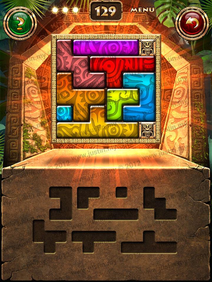 Montezuma Puzzle Level 229