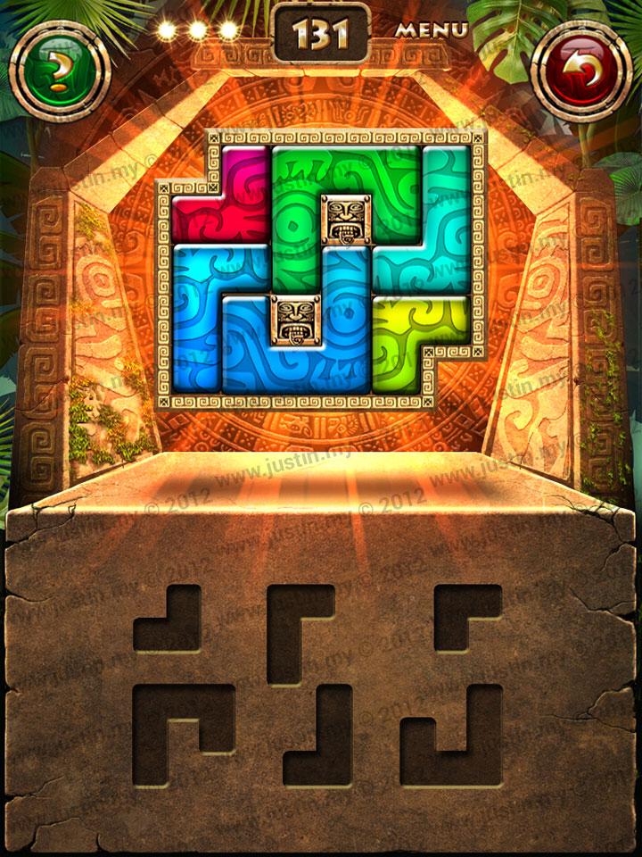 Montezuma Puzzle Level 231