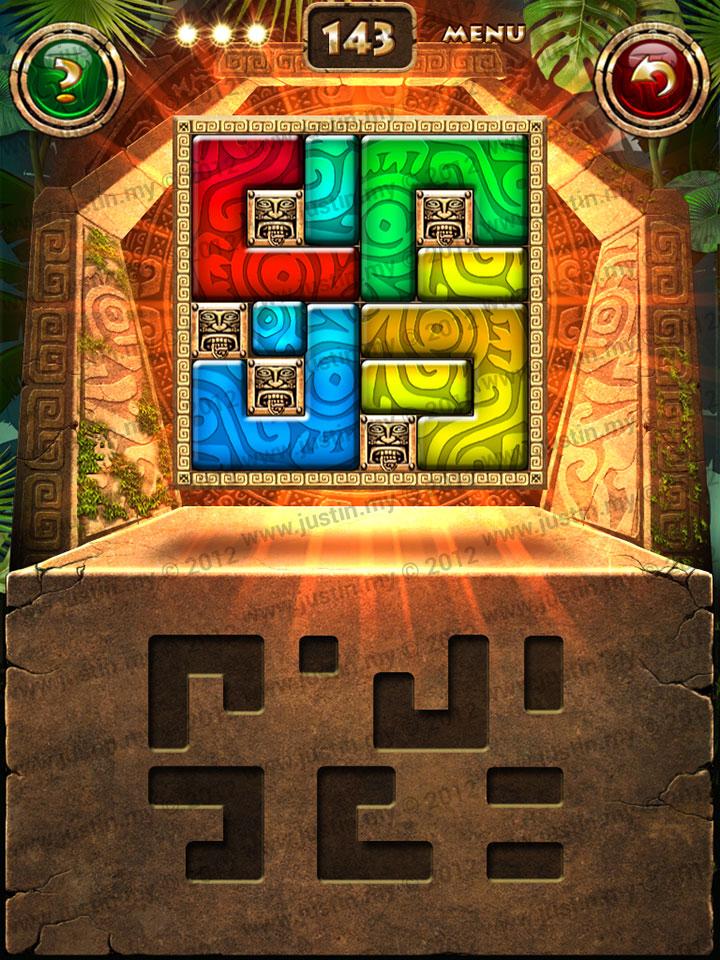 Montezuma Puzzle Level 243
