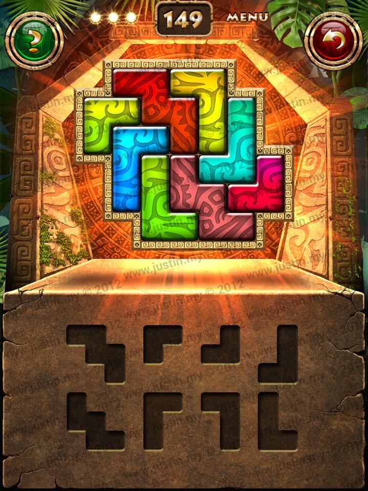 Montezuma Puzzle Level 249