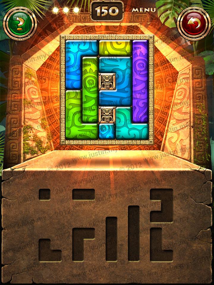 Montezuma Puzzle Level 250