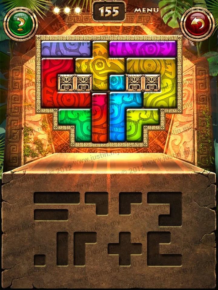 Montezuma Puzzle Level 255