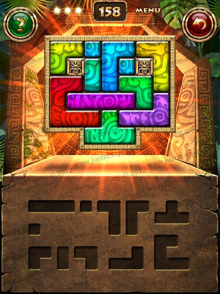 Montezuma Puzzle Level 258