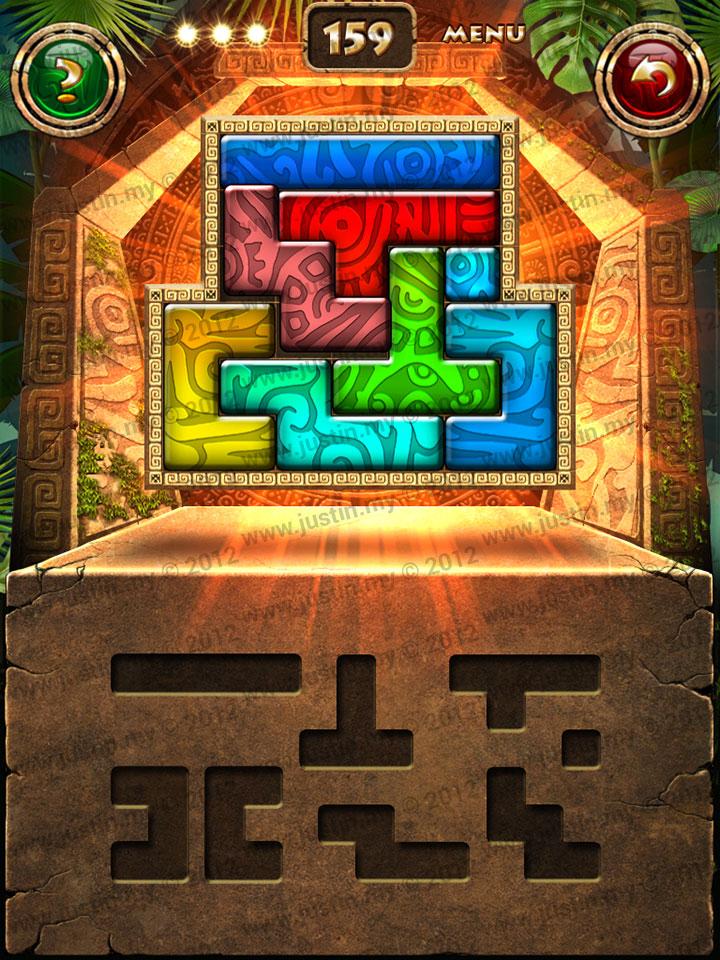 Montezuma Puzzle Level 259