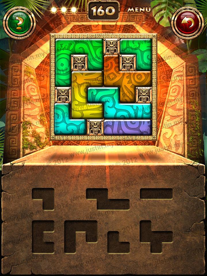 Montezuma Puzzle Level 260
