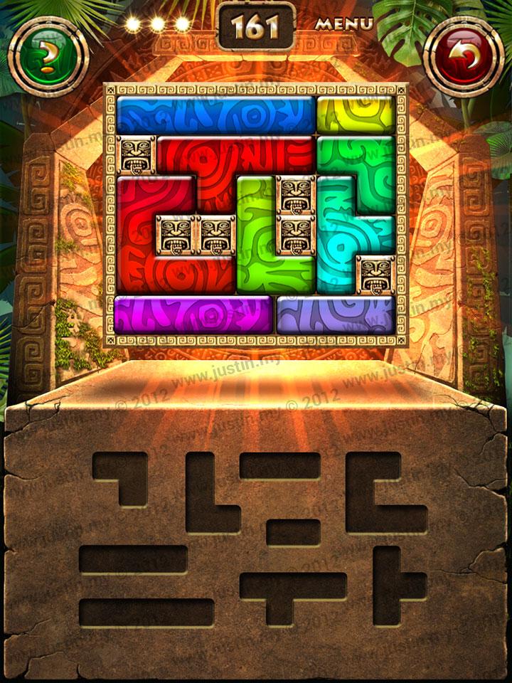 Montezuma Puzzle Level 261