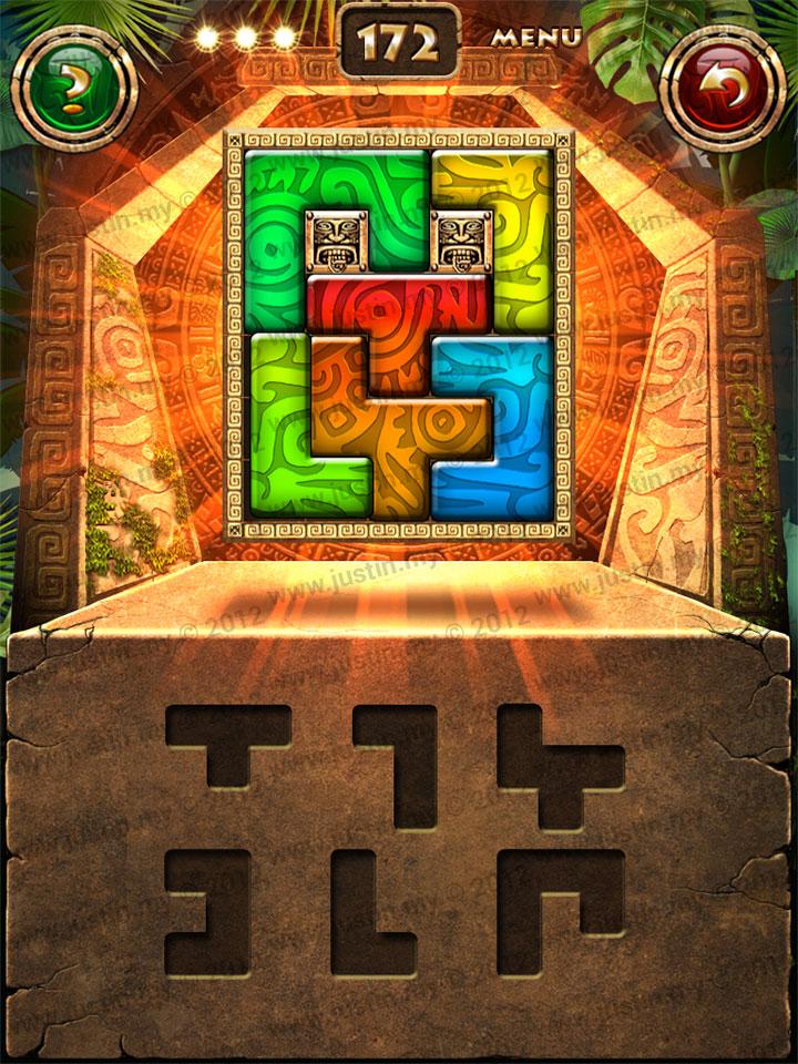 Montezuma Puzzle Level 272