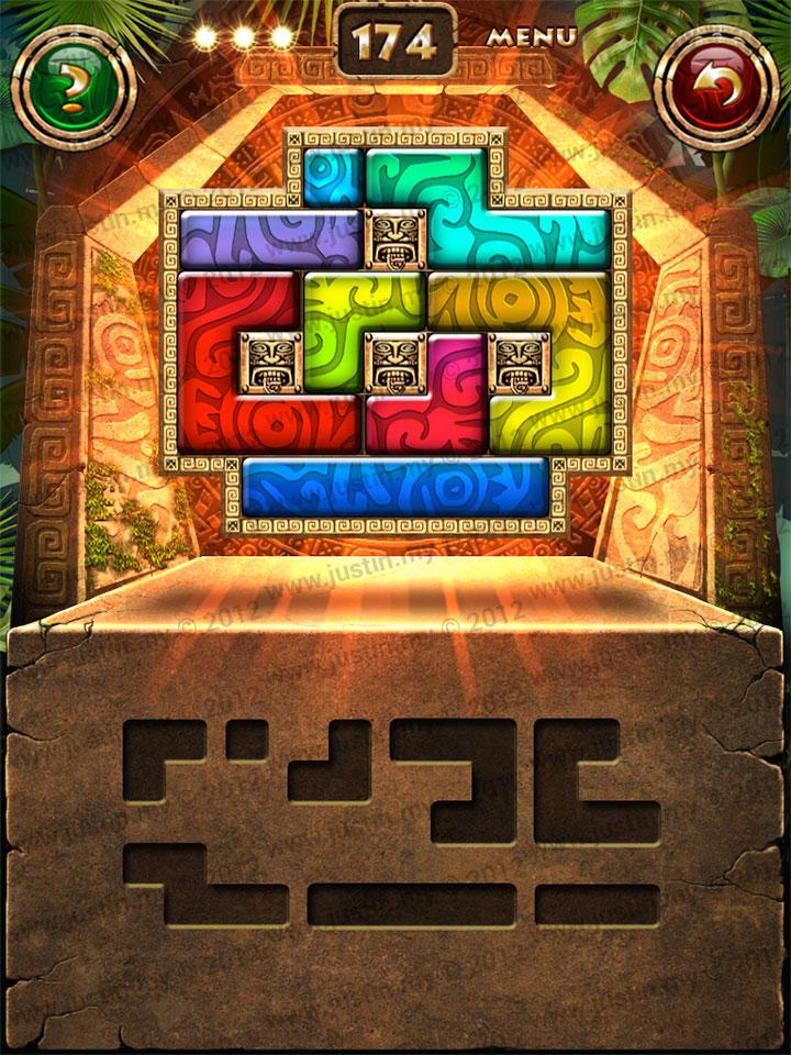 Montezuma Puzzle Level 274