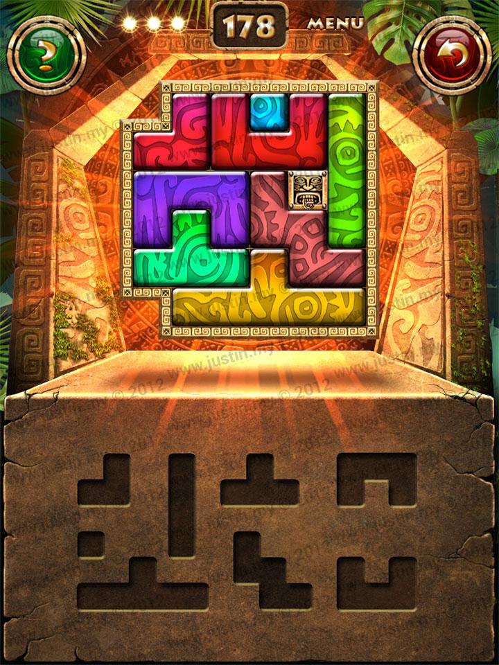 Montezuma Puzzle Level 278