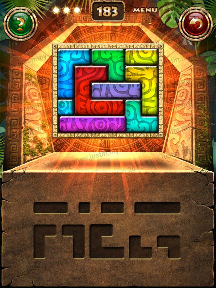 Montezuma Puzzle Level 283