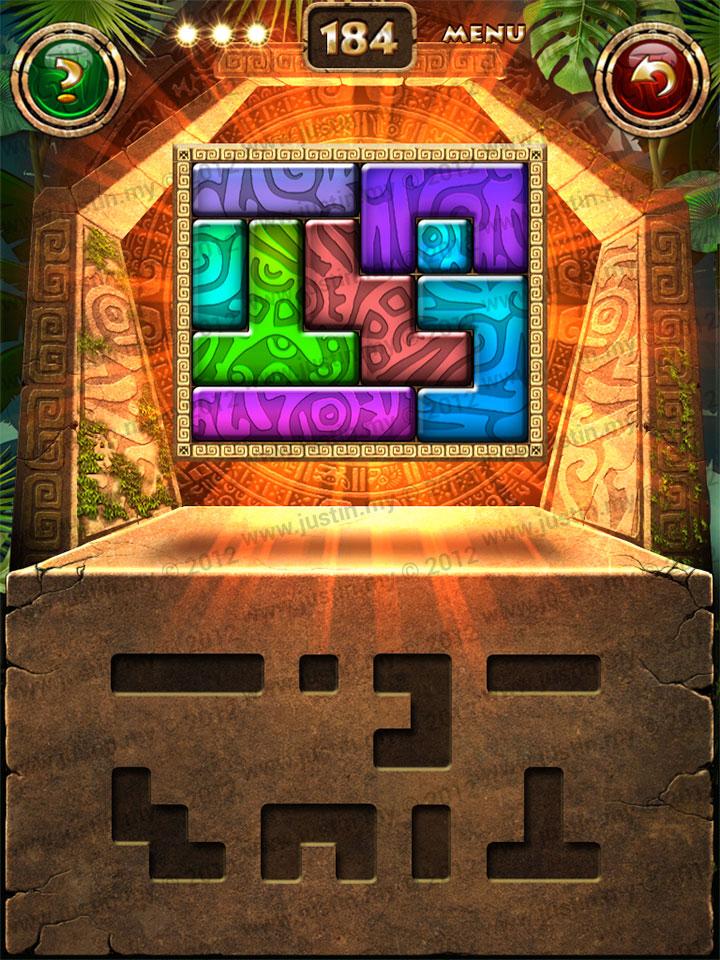 Montezuma Puzzle Level 284