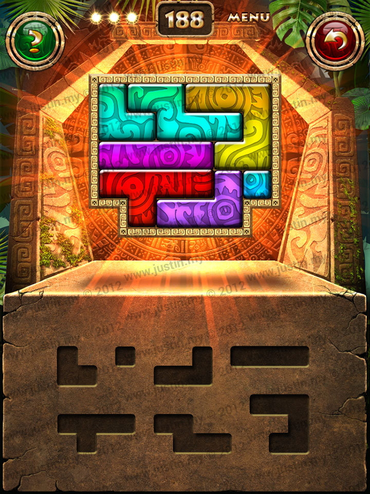 Montezuma Puzzle Level 288