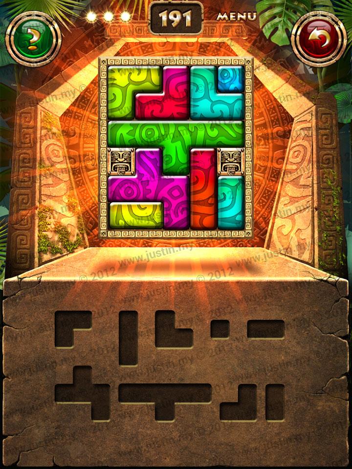 Montezuma Puzzle Level 291