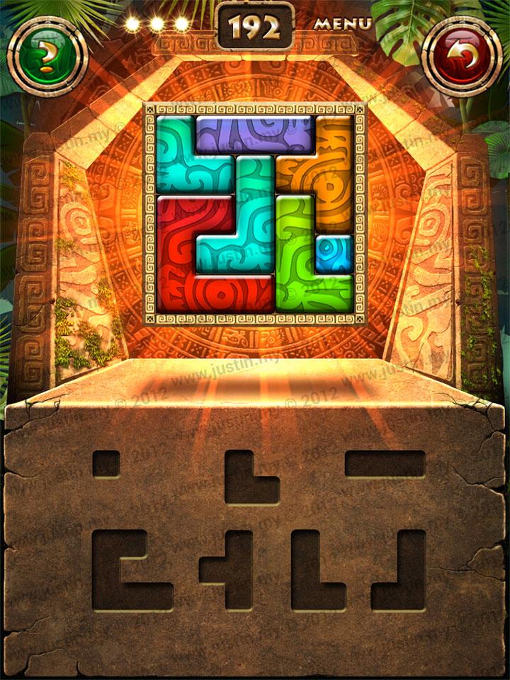 Montezuma Puzzle Level 292