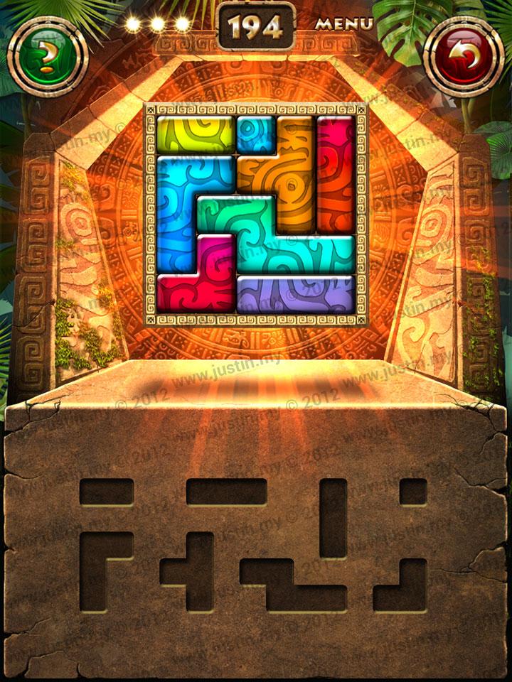 Montezuma Puzzle Level 294