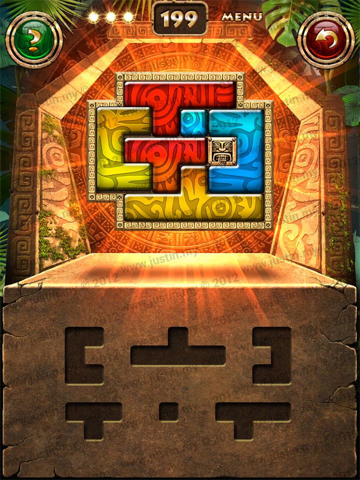 Montezuma Puzzle Level 299