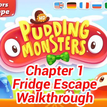 Pudding Monsters Chapter 1