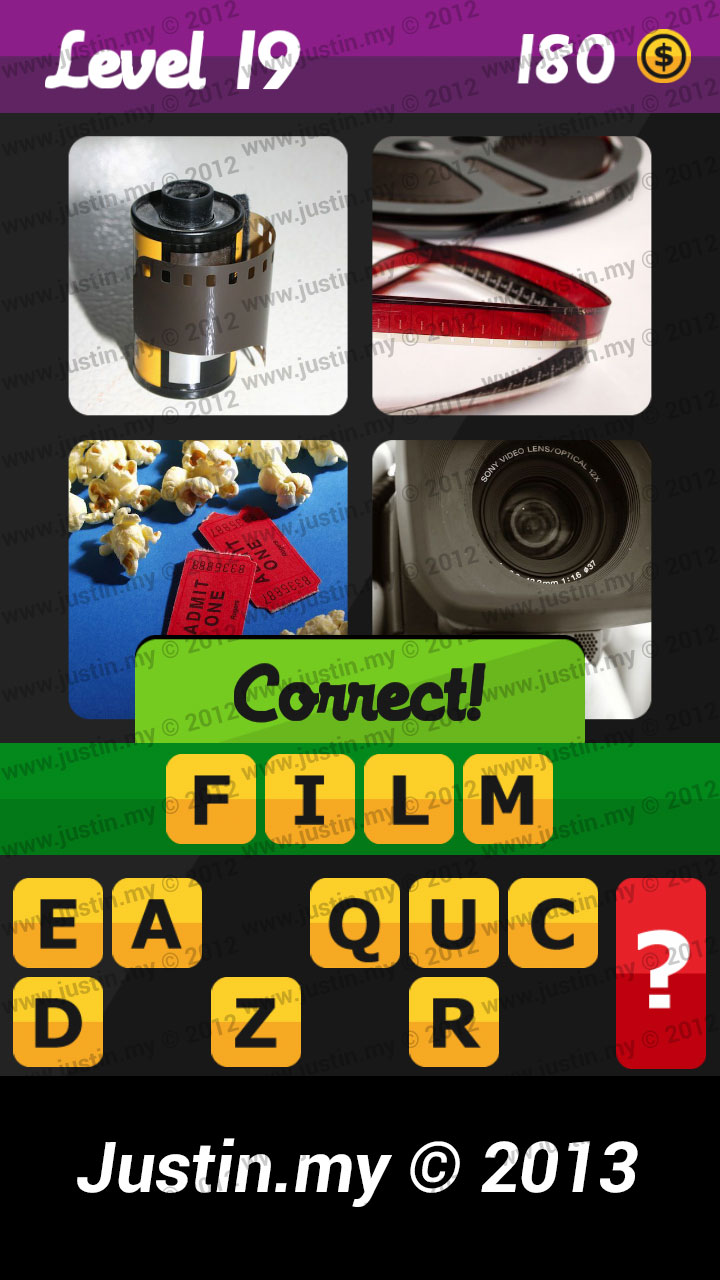 What's the Word Answers Level 19