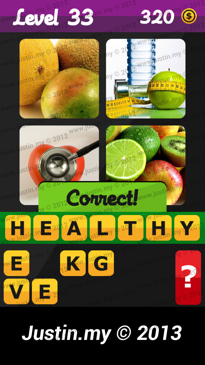 What's the Word Answers Level 33