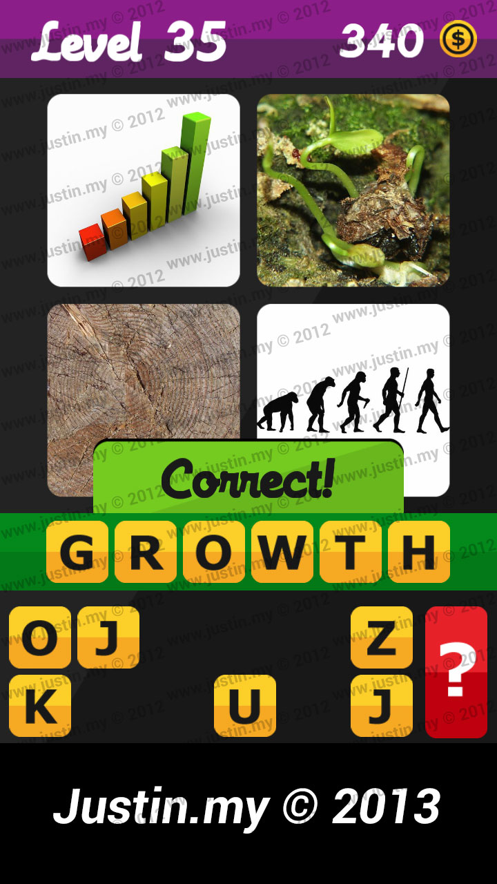 What's the Word Answers Level 35