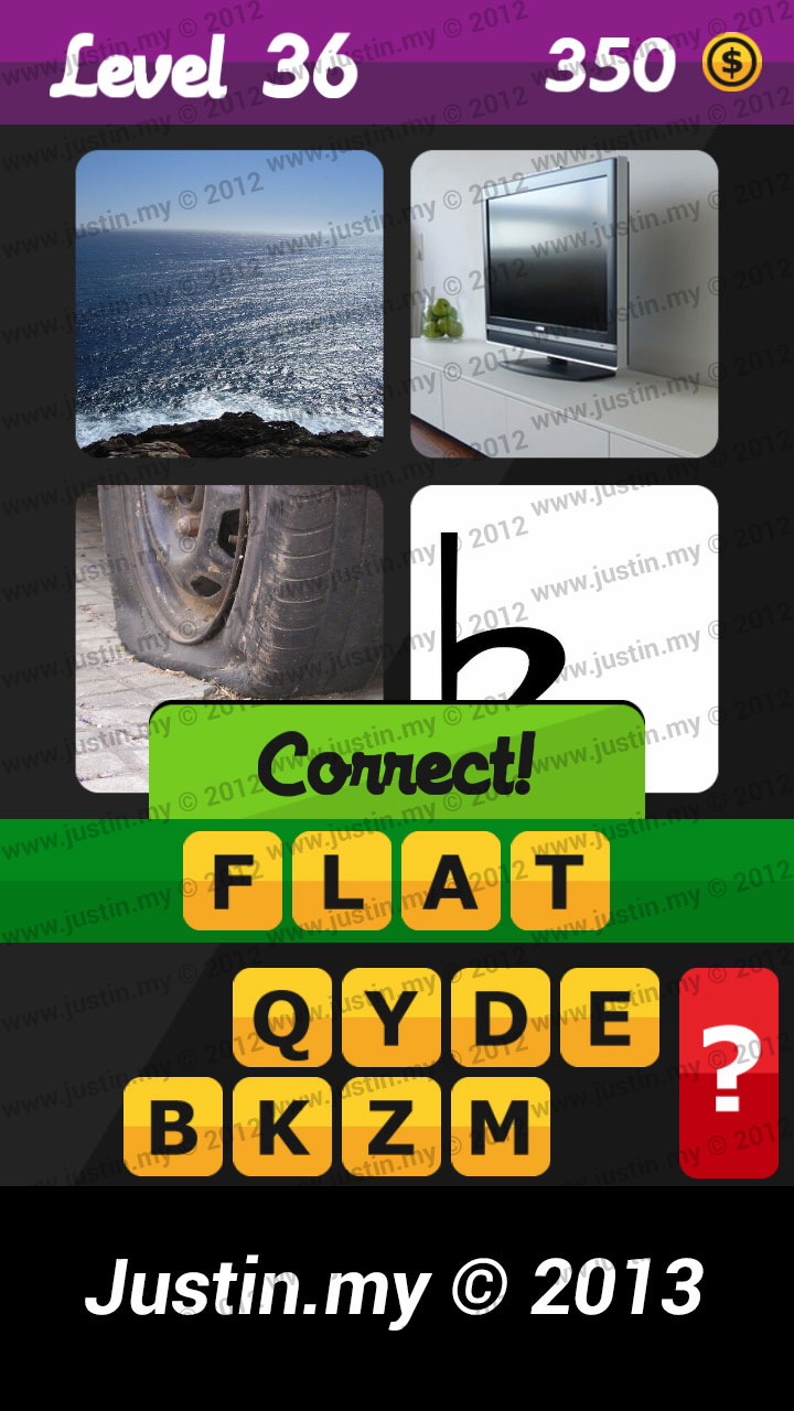 What's the Word Answers Level 36
