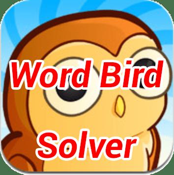 Word Bird Cheats