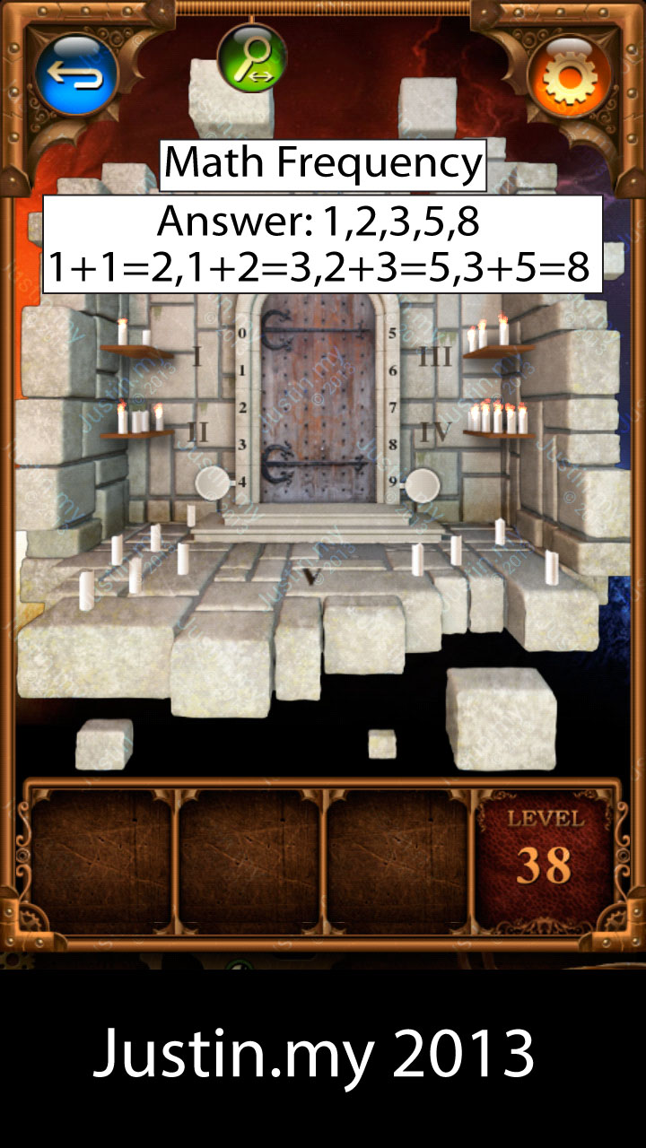 100 Doors Parallel Stage 2 Level 38