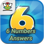 Answers for 6 Numbers Easy Medium Hard Ultimate for iPhone, iPad, Android