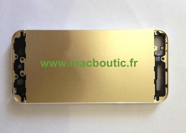 Gold iPhone 5S Shown Off in Pictures 01