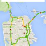 Google Maps with Waze Social Alerts