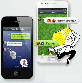 how to download line stickers e1407308391504