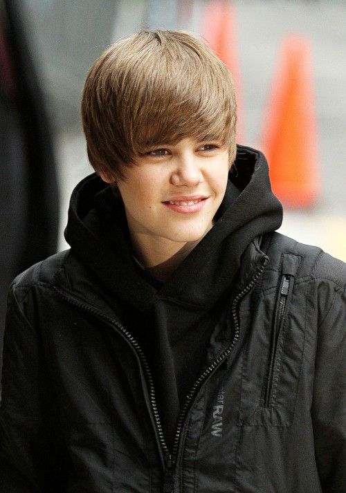 Cool Justin Bieber Hairstyles
