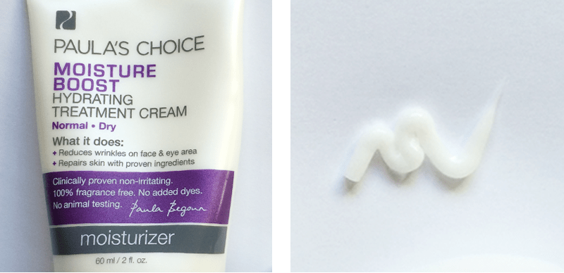 Best in Beauty | February | Paula's Choice Moisture Boost Hydrating Treatment Cream // JustineCelina.com