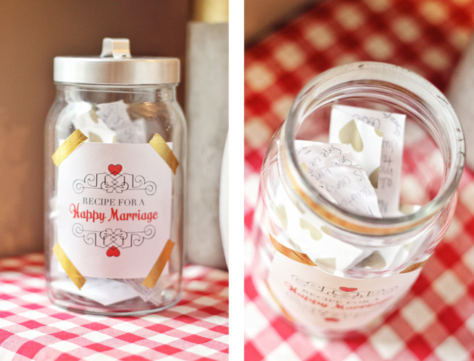 Kelsey's Tuscan Kitchen Wedding Shower // JustineCelina.com