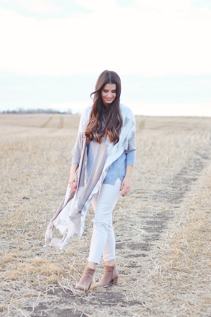 Check Yourself | Gentle Fawn & Keep a Breast Charity Kimono // JustineCelina.com