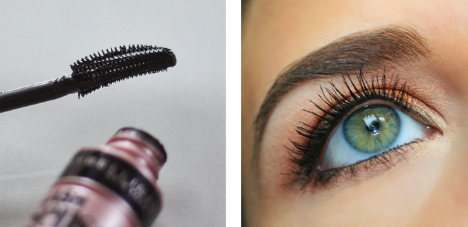 Best in Beauty | May 2015 // Maybelline Lash Sensational Mascara  Photos, Review  // JustineCelina.com