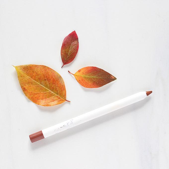 Colourpop Taurus Lip Pencil Photos, Review, Swatches // JustineCelina.com