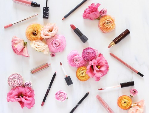 5 Fresh Neutral Lip Combos to Try this Spring // JustineCelina.com