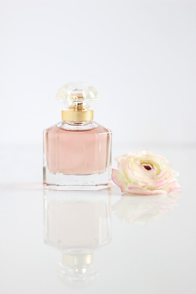 Mon Guerlain Eau de Parfum Photos, Review & Launch Event // JustineCelina.com