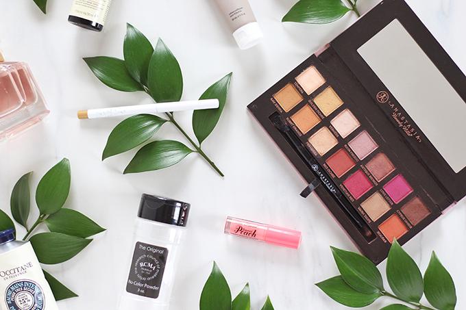 February 2017 Beauty Favourites // JustineCelina.com