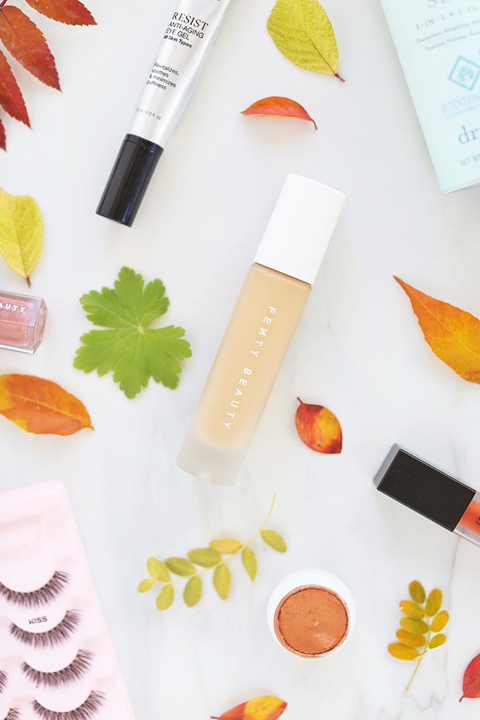 September 2017 Beauty Favourites // JustineCelina.com