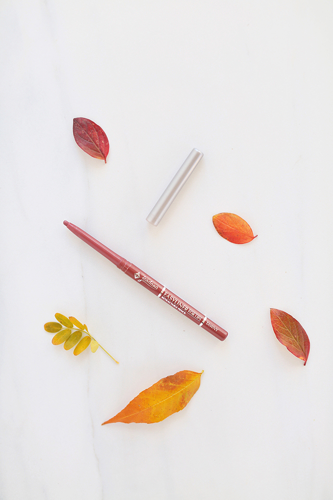Jordana Easyliner for Lips in Tawny | September 2017 Beauty Favourites // JustineCelina.com