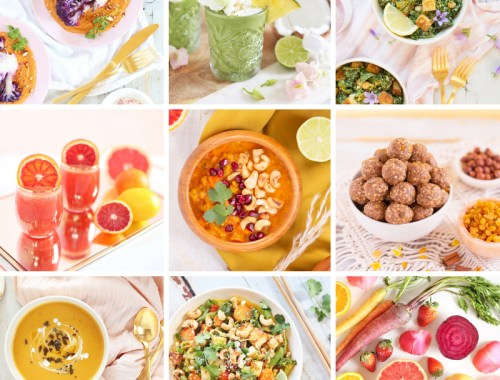 20+ Healthy Recipes to Kick Start The New Year | best vegan recipes winter 2021, healthy dinner recipes for the new year, healthy recipes 2021, healthy recipes for january, healthy recipes to make in january, january detox recipes, New Year Healthy Recipes 2021, new years resolution recipes, Plant Based January meal plan, plant based recipes for the new year 2021, seasonal recipes January, what to cook in january, winter healthy recipes | Calgary Plant Based Food Blogger // JustineCelina.com