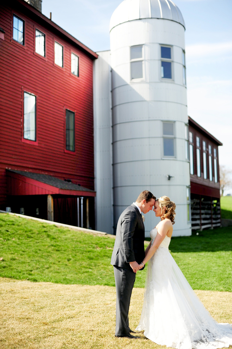 Mary James Married! 4 25 14 Barn At Gibbet Hill